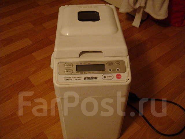 Хлебопечка hitachi hb e303 инструкция