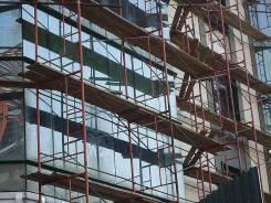 Выгодные условия аренды лесов и досок строительных
