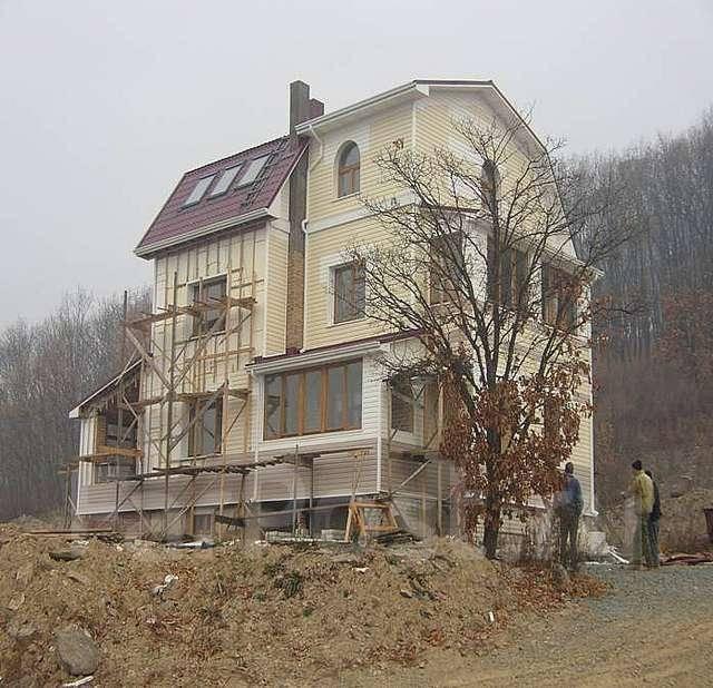Фасады Кровли