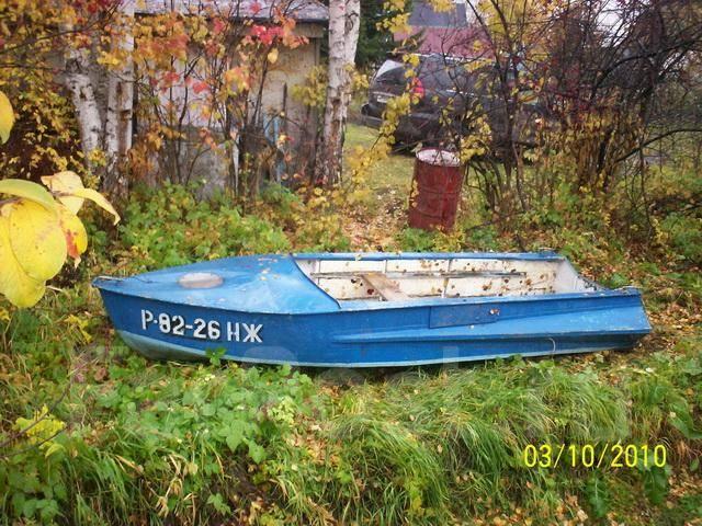 купить лодку казанку с булями в томске