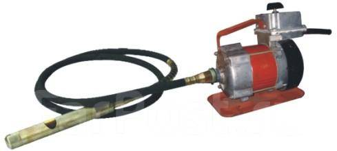 Виброоборудование (вибраторы, виброрейки, виброплиты)