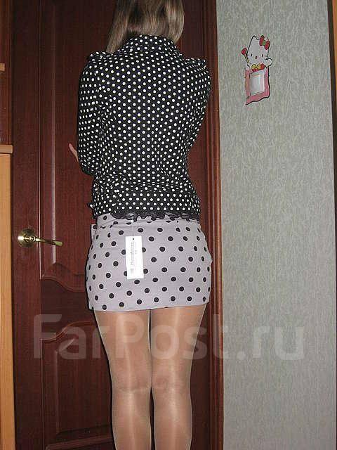 Секси в мини фото 141-605