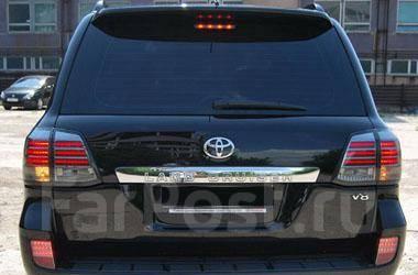 Стоп-сигнал. Lexus LX570 Toyota Land Cruiser