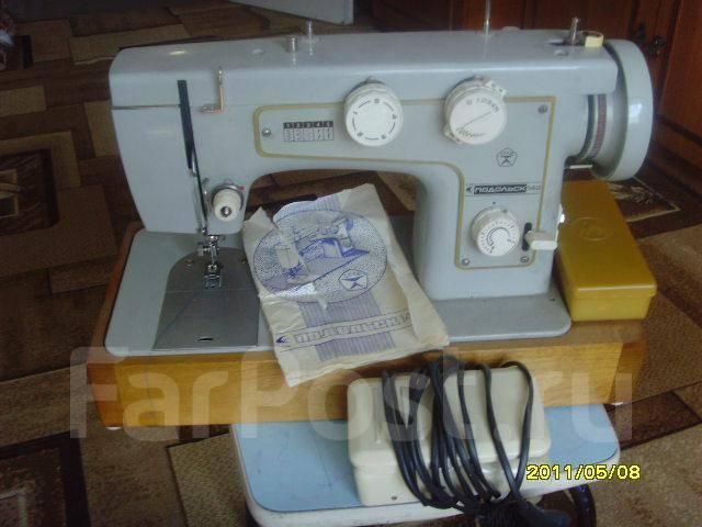 Подольск ручная швейная машинка инструкция