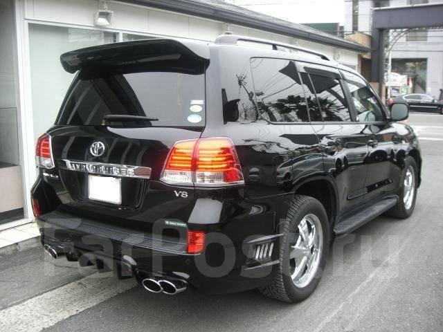 Стоп-сигнал. Lexus LX570 Toyota Land Cruiser, UZJ200W, VDJ200, URJ202W, URJ202, UZJ200 Двигатели: 1VDFTV, 1URFE, 2UZFE