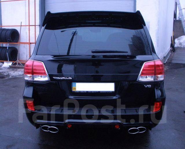 Одень СВОЙ Land Cruiser 200 (аксессуары для авто c 2007 по 2016 г. +)