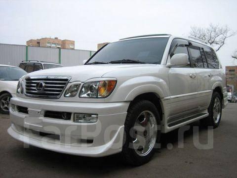 Одень СВОЙ Lexus LX-470 (TLC Cygnus) (аксессуары)