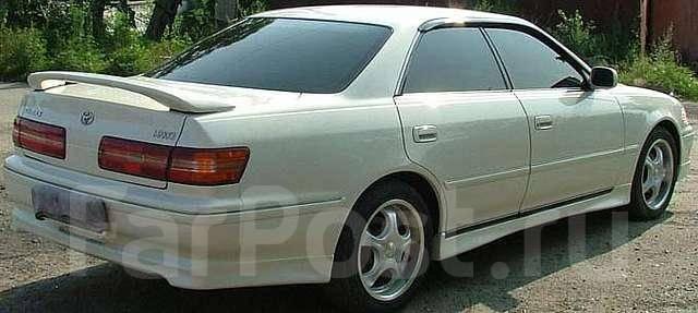 Спойлер. Toyota Mark II