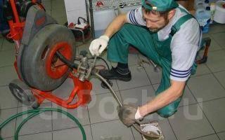Устраняем засоры канализации, откачиваем септик +new Видеоинспекция !