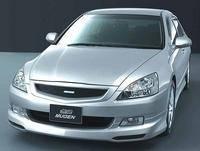 Обвес кузова аэродинамический. Honda Inspire, UC1