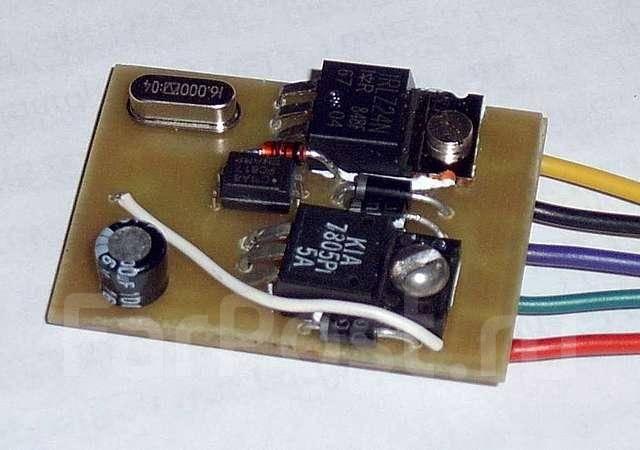 472Pic контроллер своими руками