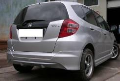 Обвес кузова аэродинамический. Honda Fit, GE7, GE6, GE9, GE8