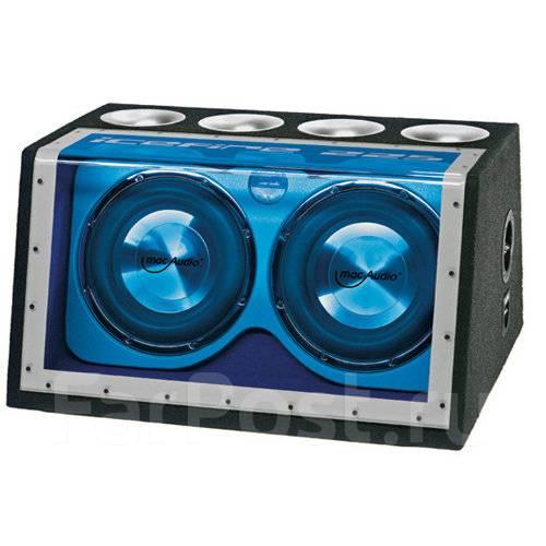 MacAudio IceFire 225 + Adagio 1F