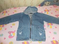 Куртки джинсовые. Рост: 122-128 см