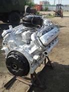 Двигатель в сборе. Краз 260