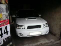 Решетка радиатора. Subaru Forester, SG9, SG9L, SG6, SG, SG69, SG5