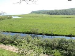 Земельный участок у моря в 12,5 км. от поселка Амгу Тернейского района. 152 590кв.м., собственность, вода. Фото участка