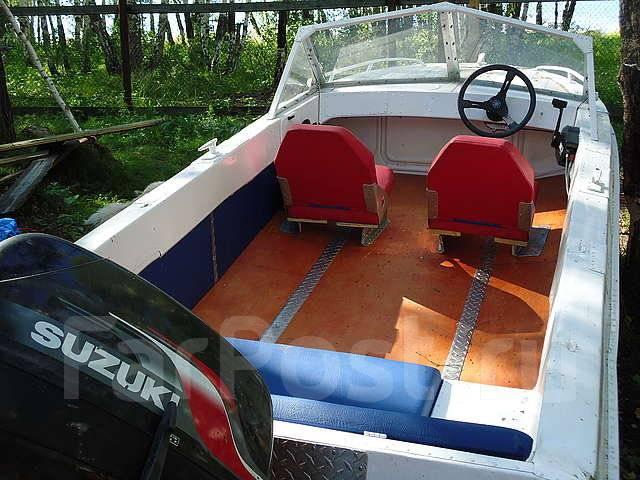продажа лодки казанки без мотора