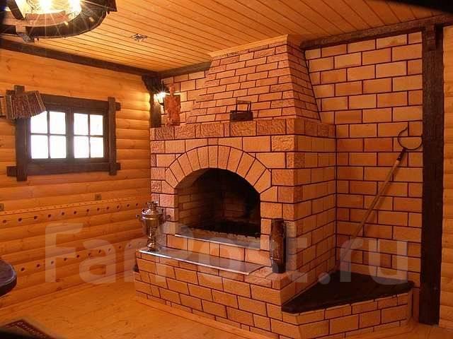 Плитка Терракот для печей и каминов, фасадов и интерьеров.
