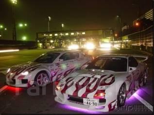 Спойлер. Mazda Savanna RX-7, FD3S Mazda Efini RX-7, FD3S Mazda RX-7, FD3S
