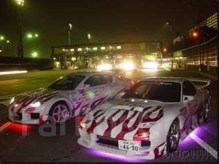 Спойлер. Mazda RX-7, FD3S Mazda Efini RX-7, FD3S Mazda Savanna RX-7, FD3S