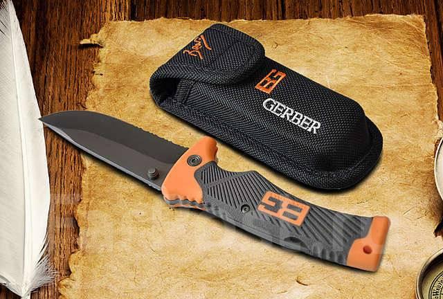 Ножи Беара Гриллса.