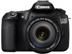 Canon EOS 60D Body. 15 - 19.9 Мп. Под заказ