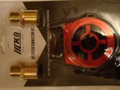 Адаптер под масленый фильтр для датчиков температуры и давления масла