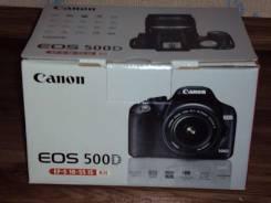 Canon EOS 500D Body. 10 - 14.9 Мп