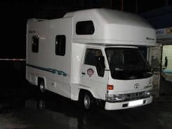 Toyota Dyna. Дом на колесах 1999 г, без эксплуатации в России, 2 800 куб. см.