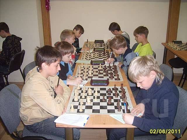 Шахматная Федерация Владивостока - обучение шахматам