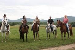 Конная прогулка+экскурсия в Ущелье Дарданеллы 01 июня