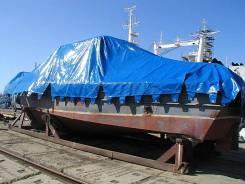 Чехлы на судовое оборудование, шлюпки, пологи, тенты из ПВХ и брезента. Под заказ