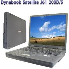 """Toshiba. 15"""", 2,0ГГц, ОЗУ 1024 Мб"""