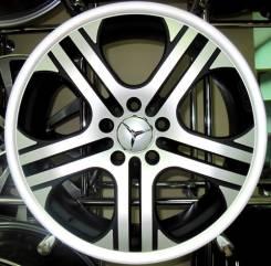 Mercedes. 8.0x18, 5x112.00, ET43, ЦО 66,6мм.
