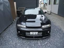 Nissan Skyline GT-R. ECR33, RB26DETT