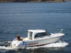 Yamaha. Год: 2004 год, длина 8,50м., двигатель стационарный, 155,00л.с., бензин