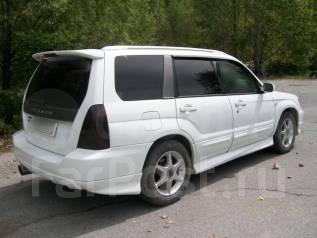 Обвес кузова аэродинамический. Subaru Forester, SG9L, SG69, SG6, SG5, SG9, SG. Под заказ