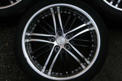 Manaray Euro Design. 7.5x18, 5x114.30, ET53