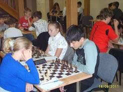 Шахматная Федерация Владивостока - набор детей в разных районах