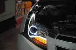 Фара. Audi A8 Chevrolet Cruze