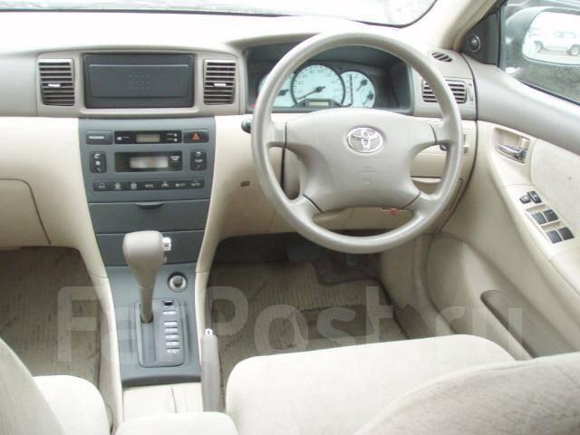 Тойота Филдер 2003 год в аренду-800р сутки. Без водителя