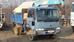 Nissan Diesel UD. Продам ниссан UD-кондар. самосвал-кран.1996года., 7 000 куб. см., 5 000 кг.
