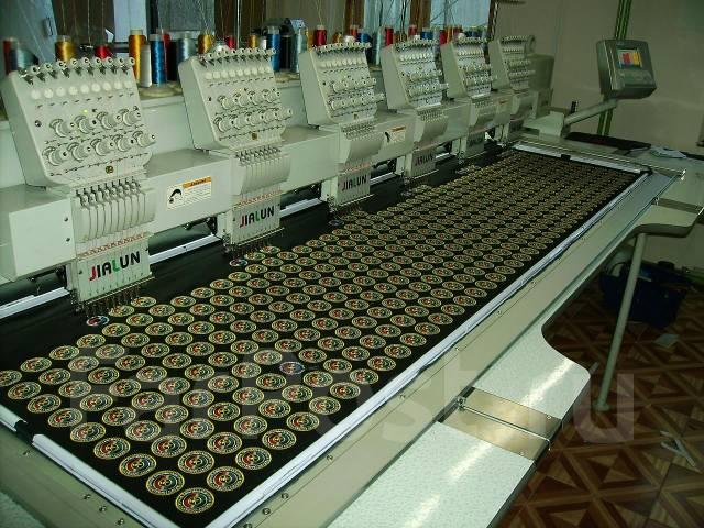 Вакансия оператор машинной вышивки