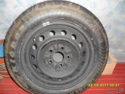 Новая шина R15 185/65 Kleber krisalp 3 с диском. x15 5x114.30 ЦО 65,0мм.