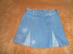 Юбки джинсовые. Рост: 104-110 см