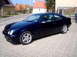 Mercedes-Benz CLK-Class. W208, M111 M112 M113