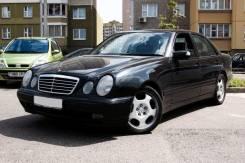 Mercedes-Benz E-Class. W210, M111 M112 M113 M104