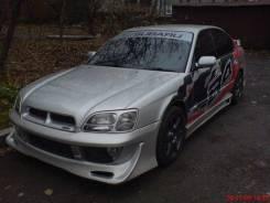 Обвес кузова аэродинамический. Subaru Legacy B4