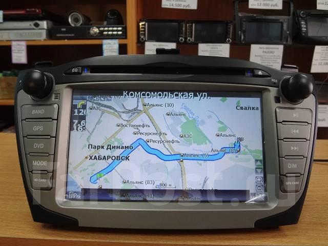 Штатная Магнитола Hyundai Ix35 Инструкция